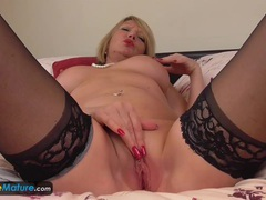 Mature cougar amy toy joy movies at very-sexy.com