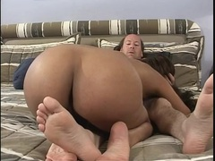 Wet latina pussy filled with a big white dick movies at kilotop.com