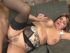 Stiff young dick drills this mature bbw movies at find-best-lesbians.com