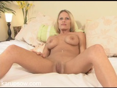 Sexy nude milf gives a fun interview movies at sgirls.net