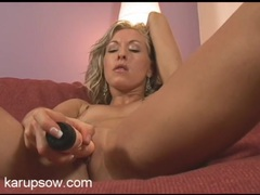 Perky and tiny tits on a solo toy fucking milf movies at sgirls.net