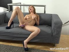 Big boobs beauty moans fucking her dildo movies at adipics.com