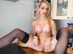 Tight body and big titties on sexy chessie kay movies