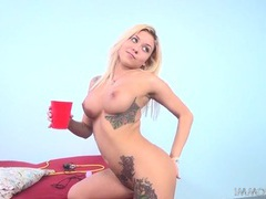 Sexy ink on a slut taking dick from behind movies at sgirls.net