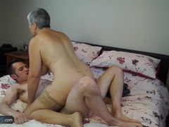Granny savana fucked with really hard stick videos