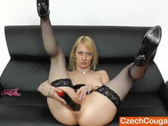 Nelly drills her vag on the sofa movies at kilopics.net
