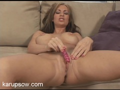 Naked milf makes her pussy hot with a vibrator movies at find-best-babes.com