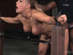Interracial bdsm pleasures with a curvy sub slut movies at find-best-lingerie.com