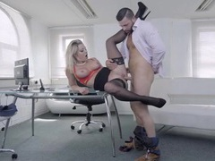 Hardcore secretary sienna day fucked by her boss videos