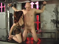 Mistress rakes her fingernails all over his body movies at kilotop.com