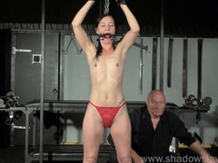 Restrained milf lolani videos