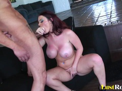 Passionate rod-pleasing with the lovely sophie dee movies at adipics.com