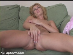 Slender hot mommy fingers her juicy vagina movies at sgirls.net