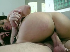 Babe gets nasty for big cock hardcore sex clip