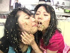 Subtitled extreme japanese natto sploshing lesbians tubes at japanese.sgirls.net