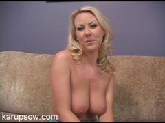 Milf pornstar has beautiful big natural boobs videos