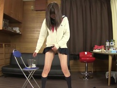 Subtitled japanese schoolgirl pee desperation game in hd videos