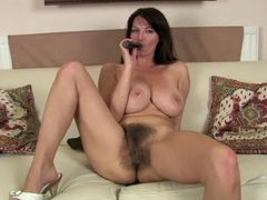 Milf pubic hair is growing wild on this babe movies at sgirls.net