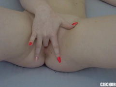 Young redhead girl real masturbation videos