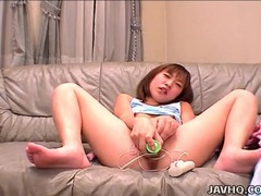 Tight asian teen cunt toyed solo tubes at sgirls.net