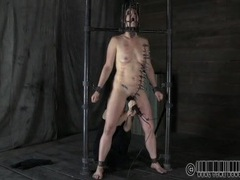 Clothes pins pulled off her flesh for torture movies at adipics.com
