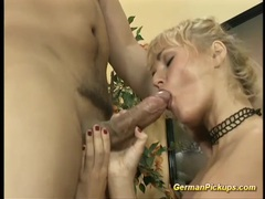 Stepmom picked up for anal tubes