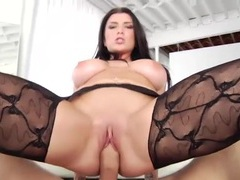 Pov is so much sexier when romi rain is taking dick videos