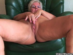 Best of british grannies: isabel, vikki and sandie 3 videos