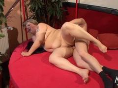 Fat german amateur videos