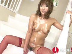Sexy japanese milf squirting solo movies at sgirls.net