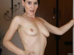 Skinny british chick is damn good at dirty talk tubes