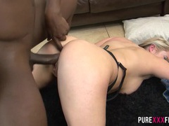 Cuckold housewife likes black cock videos
