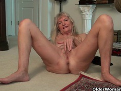 Best of american grannies: kelli, claire and bossy rider 2 videos