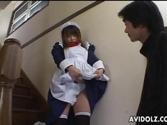 Maid tries to clean house with a vibrator in her panties movies at kilopics.net