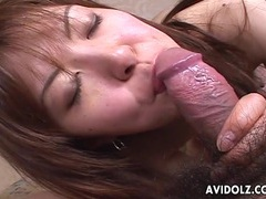 Excited young japanese amateur sucks a dick tubes at japanese.sgirls.net