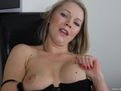 Sultry joi compilation with a british beauty movies at adspics.com
