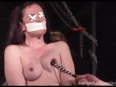 Cruel nipple torments videos