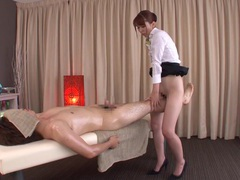 Subtitled traditional japanese bottomless massage yui hatano videos