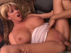 Mom with dd cups is a great cocksucker videos
