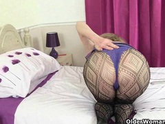 Britain's sexiest milfs: georgie nylons, diana and pearl movies at find-best-pussy.com