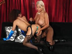 Bridgette b eaten out by a sexy lesbian slut videos