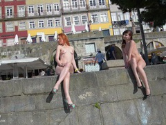 Jeny smith and vienna love nude in public movies at sgirls.net