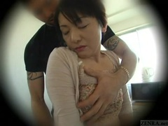 Subtitled japanese homestay gone wrong cfnm blowjob videos
