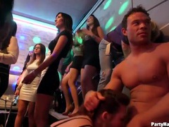 Ladies lick whipped cream off a male stripper videos
