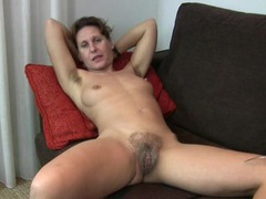 Milf grows a nice collection of hair in her armpits movies at sgirls.net