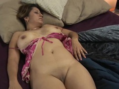 Fondling a stripping milf with marvelous tits videos