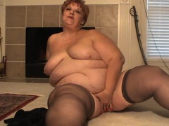 Interview with a bbw slut in black stockings videos