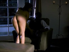 Seductress strips for the black man she desires movies at kilovideos.com