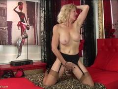 Sexy big boobs on a wonderful masturbating milf videos