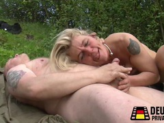 Blowjob in der natur videos